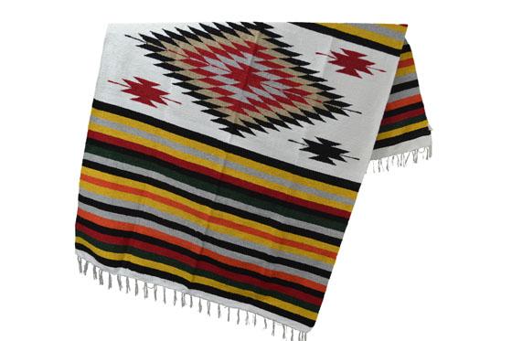 Mexicaanse deken - Indianen - L