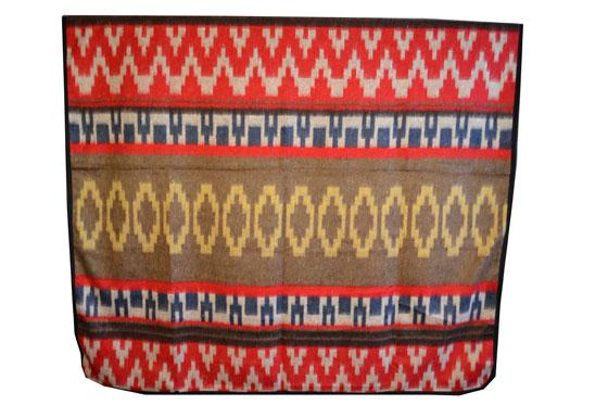 Coperta messicana,  Indian