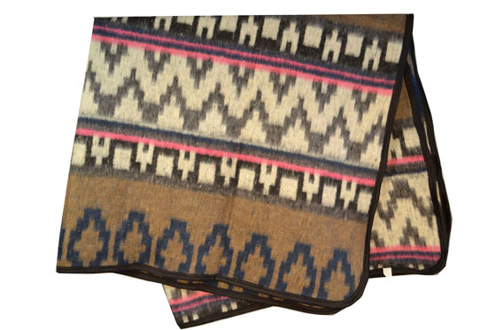 Mexican blanket,Indian. Pink