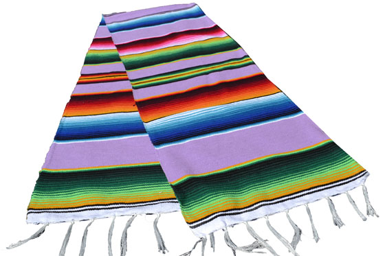Table runner - Serape - S - Violet - GVXZZ0violet
