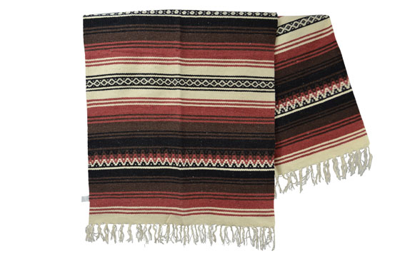 Mexican blanket - Falsa - XL - Grey