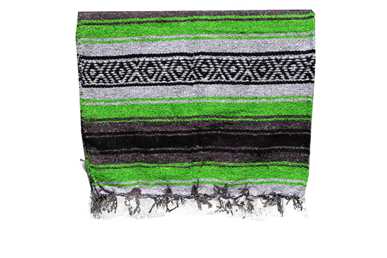 Mexican blanket, Falsa. Green