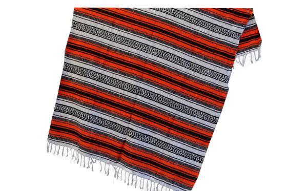 Mexican blanket, Falsa. Orange