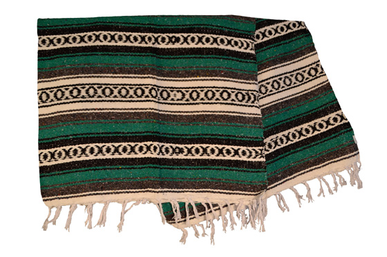 Coperta messicana,  Falsa