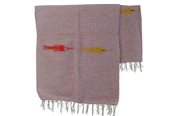 Mexicaanse deken - Effen - L