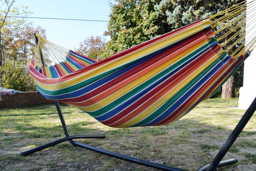 Hammock with stand M