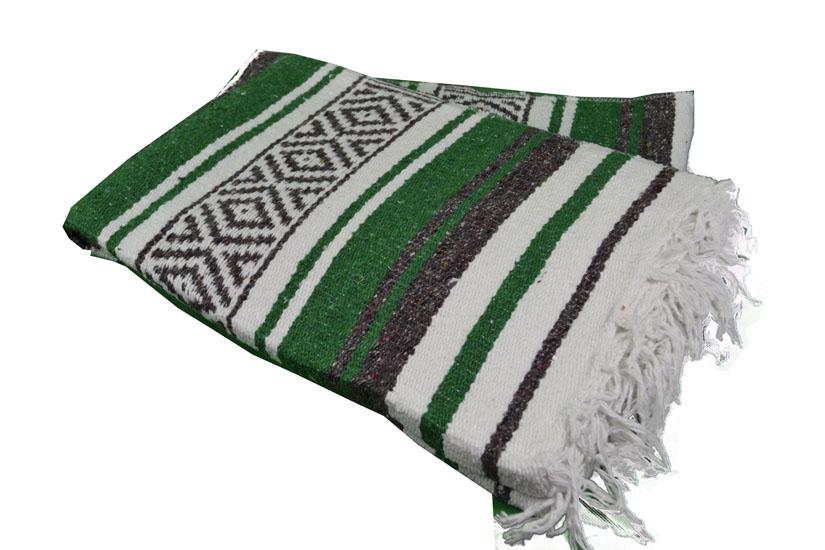 Blanket + belt - Falsa - L - Green - 2MTZZ0greenX