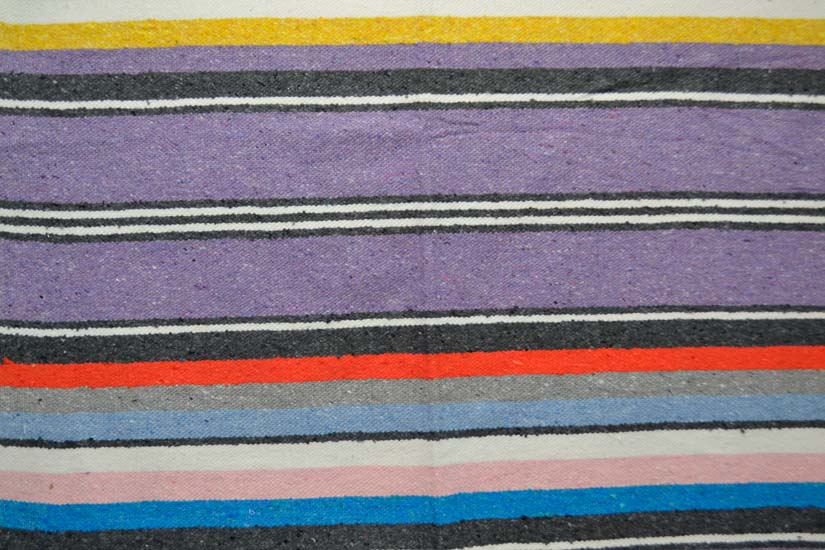 Mexican blanket - Serape - XL - Violet