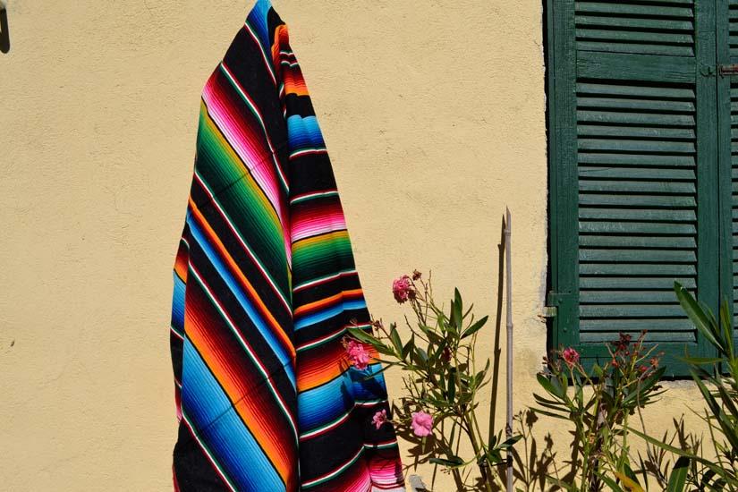 Coperta messicana,  Serape