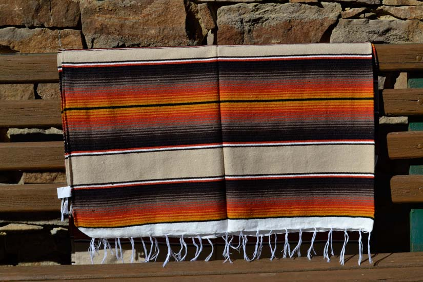 Couverture mexicaine,  Serape