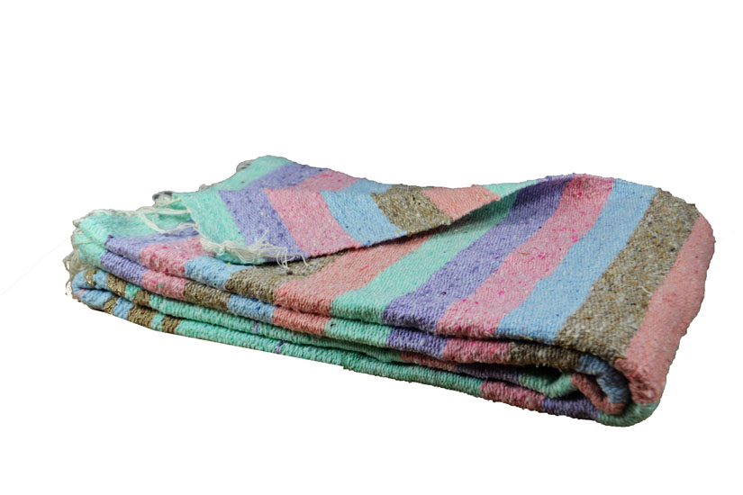 Mexican blanket - indian - L