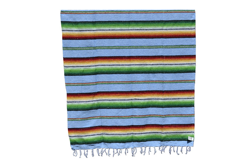 Mexican blanket - Falsa - XL - Blue - MBXZZ0blu