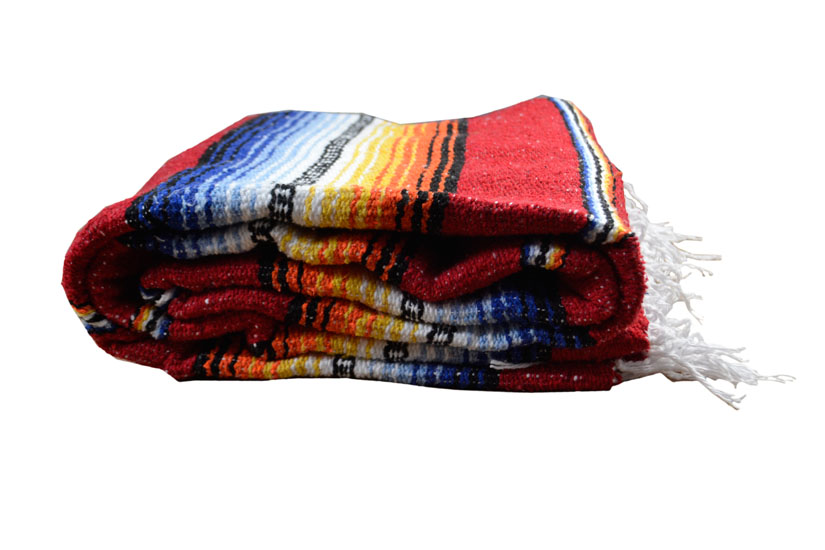 Mexican blanket - Falsa - XL - Red - MBXZZ0red
