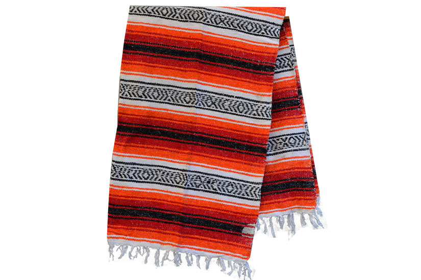 Mexican blanket, Falsa. Red