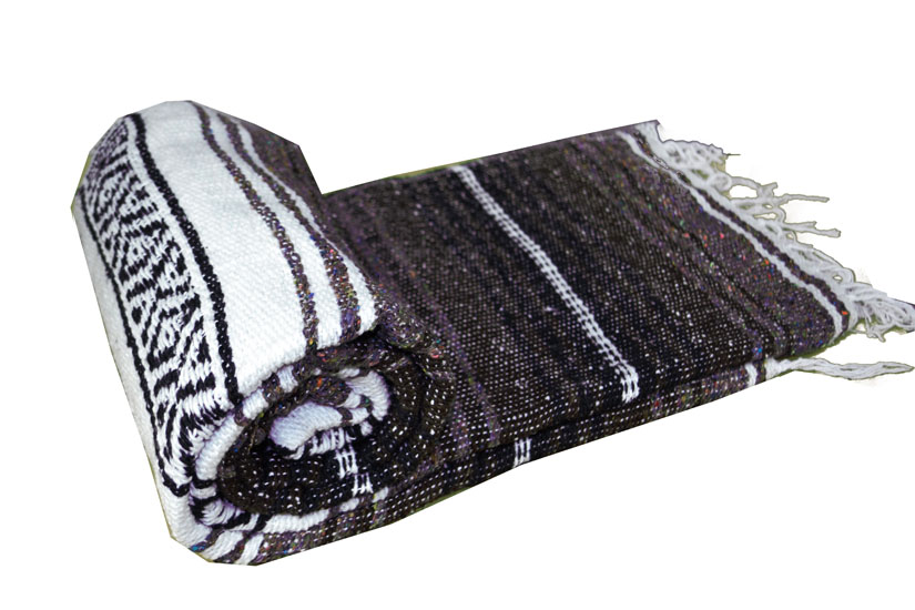 Coperta messicana -  Falsa -  L -  Marrone