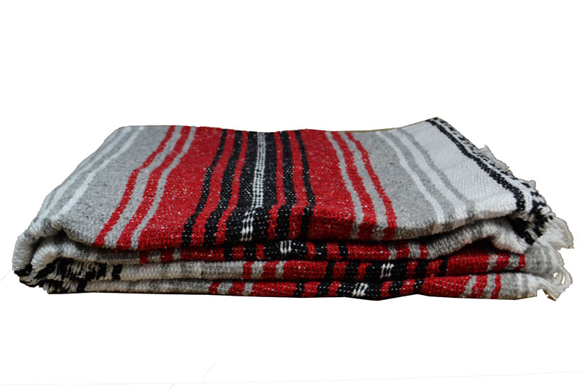 Mexican blanket - Falsa - L - Red - MSXZZ0classicred
