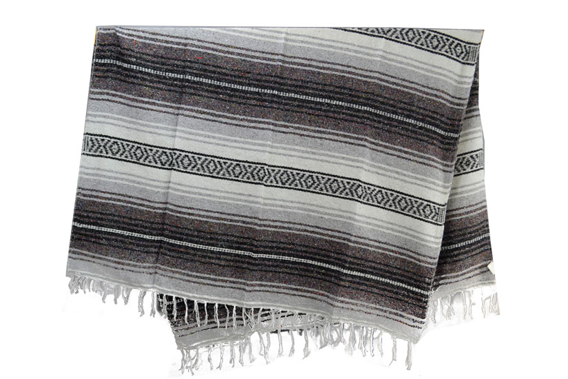 Couverture mexicaine -  Falsa - L - Gris - MSXZZ0grey