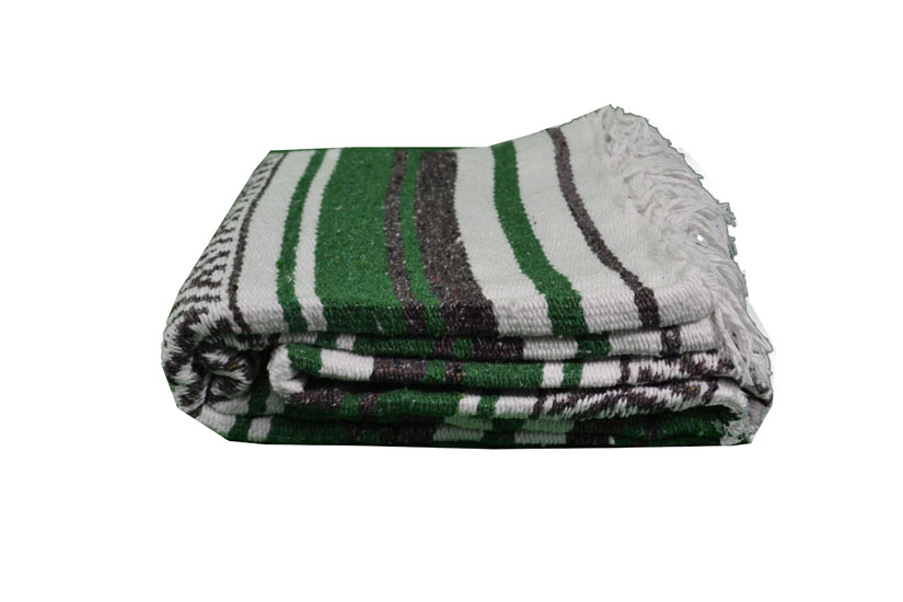 Mexican blanket - Falsa - L - Green - MTXZZ0green