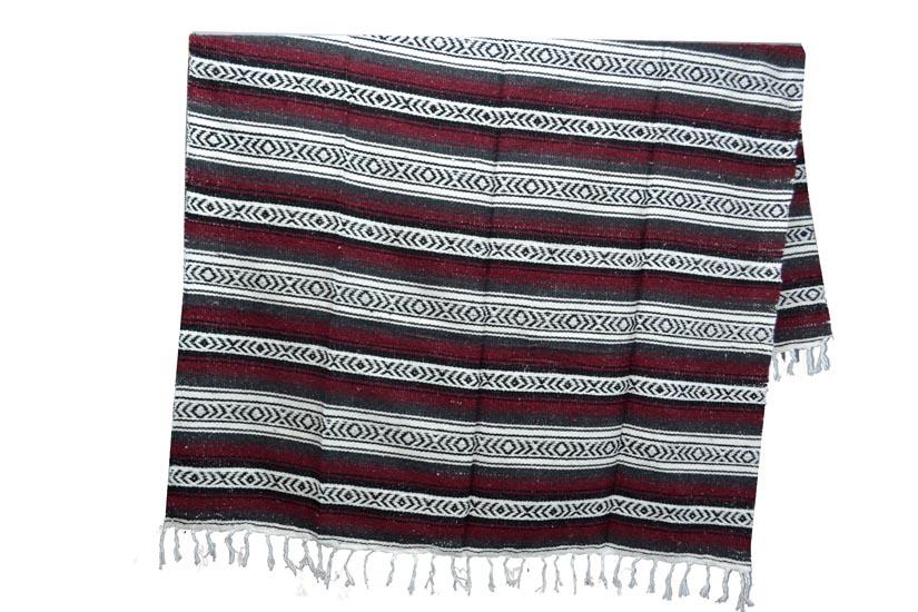 Mexicaanse deken - Falsa - XL - Bruin