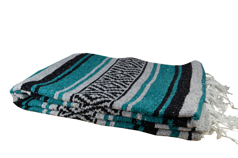 Mexican blanket - Falsa - XL - Green - MUXZZ0bggreen