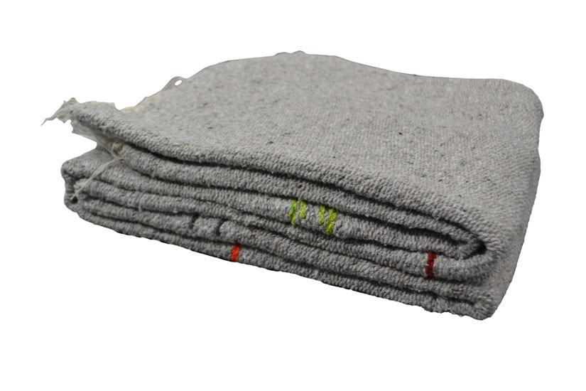 Mexican blanket - Solid - L - Grey - QEXZZ0grey