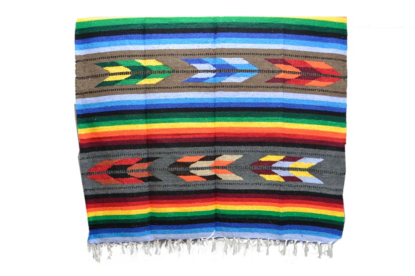 Mexican blanket - Western - L
