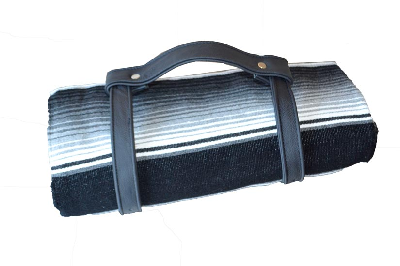 Black blanket belt - - - Black
