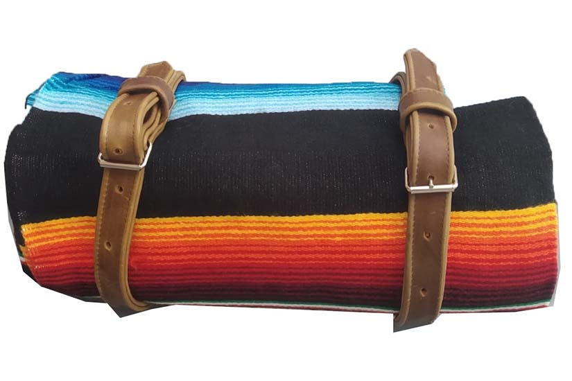Blanket belt - - - Brown