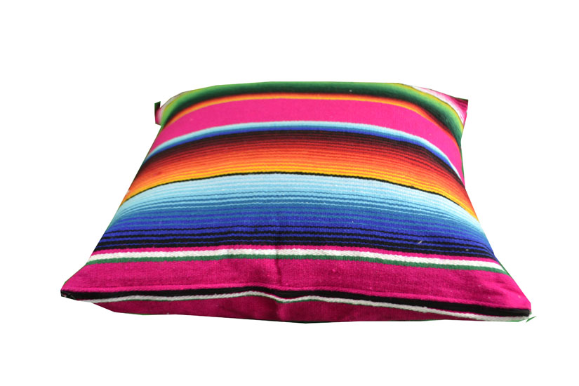 Cushion cover - Serape - S - Red - VSXZZ0pink