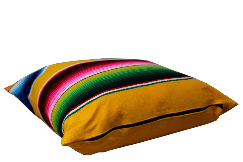 Cushion cover - Serape - S - Yellow