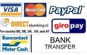 Zahlungsarten