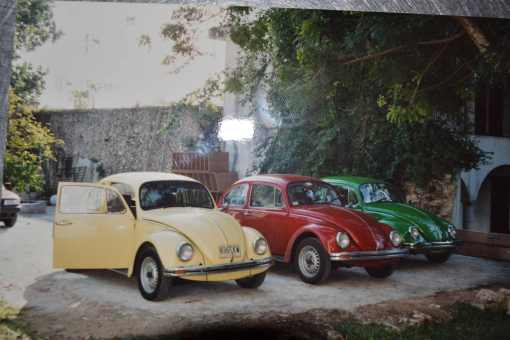 A trip through Mexico with the yellow VW BeetleReis