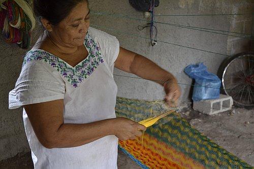 Unsere mexikanischen Hängematten sind von Topqualität.