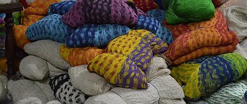 Mexicaanse-hangmatten-verzameld