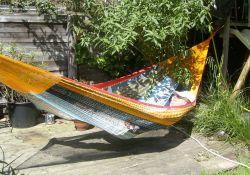Multicolor mexican hammock