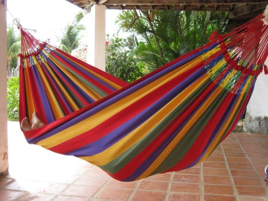 Hangmatten Voor De Tuin In Huis Of Op De Camping