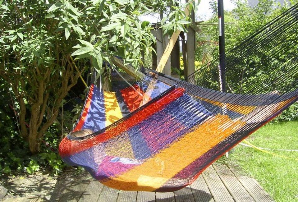 Hangmat Uit Mexico.Een Fantastische Hangmat Icolori Uw Hangmatten Specialist