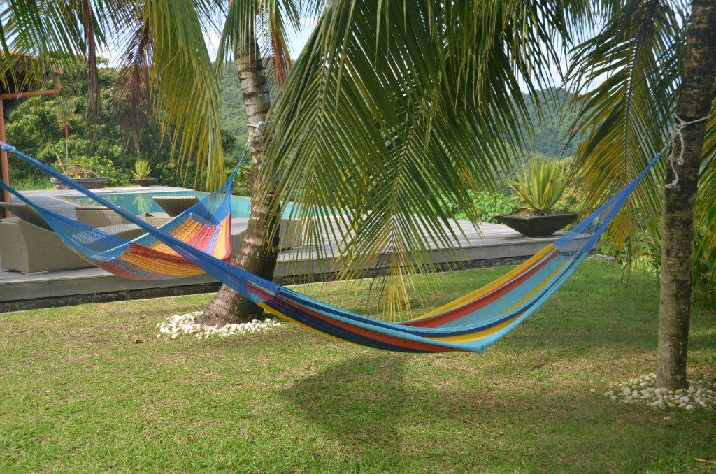 Hangmat Ophangen Balkon.Hangmatten Voor De Tuin In Huis Of Op De Camping